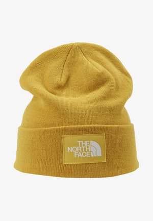 DOCK WORKER RECYCLED BEANIE - Lue - yellow