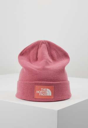 DOCK WORKER RECYCLED BEANIE - Bonnet - mauveglow