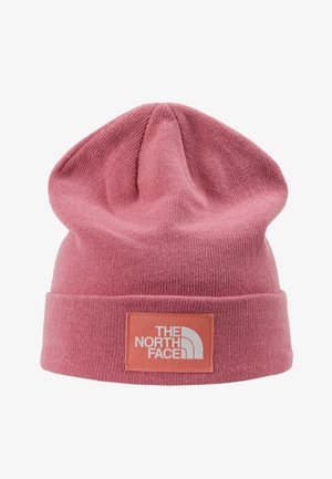 DOCK WORKER RECYCLED BEANIE - Muts - mauveglow