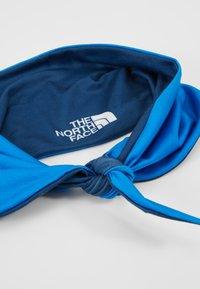 The North Face - DIPSEA TIE HEADBAND - Oorwarmers - clear lake blue - 4