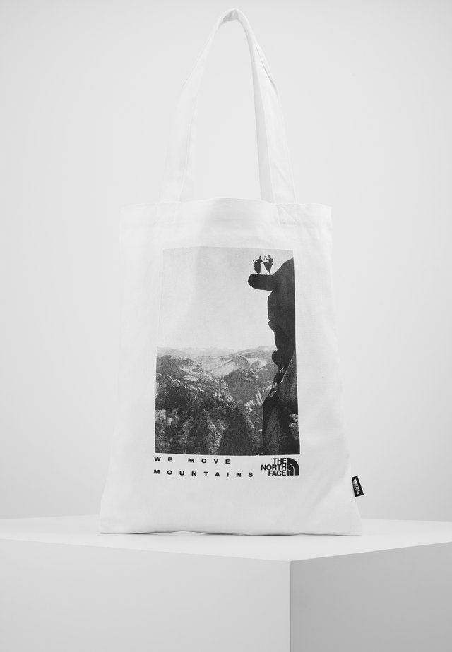 WOMAN DAY BAG - Sportväska - nf white