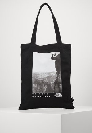 WOMAN DAY BAG - Sporttasche - black