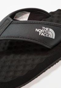 The North Face - BASE CAMP - Tongs - black - 5
