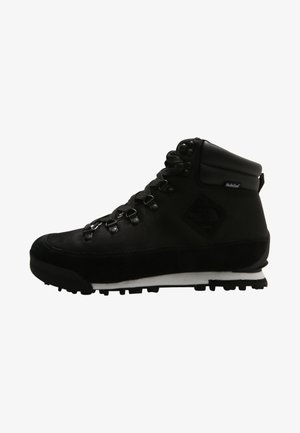 BACK-TO-BERKELEY - Casual lace-ups - black
