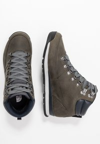 The North Face - BACK TO BERKELEY REDUX - Śniegowce - zinc grey/ebony grey - 1