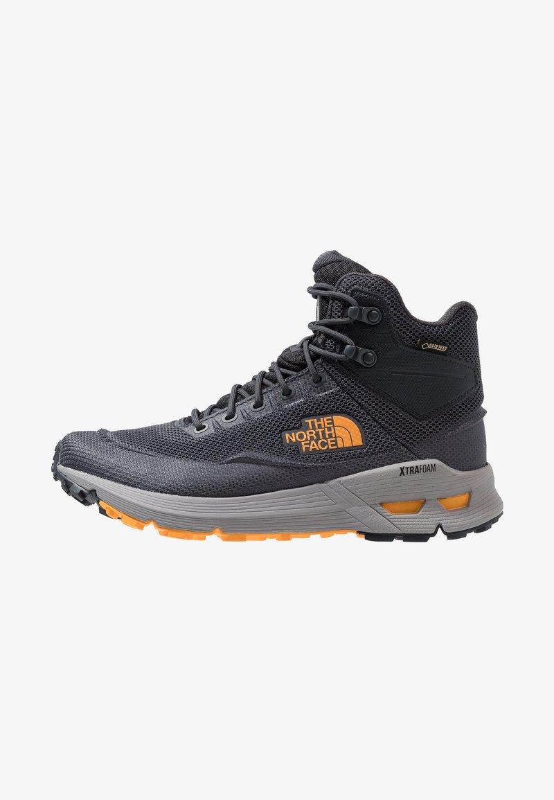 The North Face - SAFIEN MID GTX  - Hikingsko - ebony grey/zinn