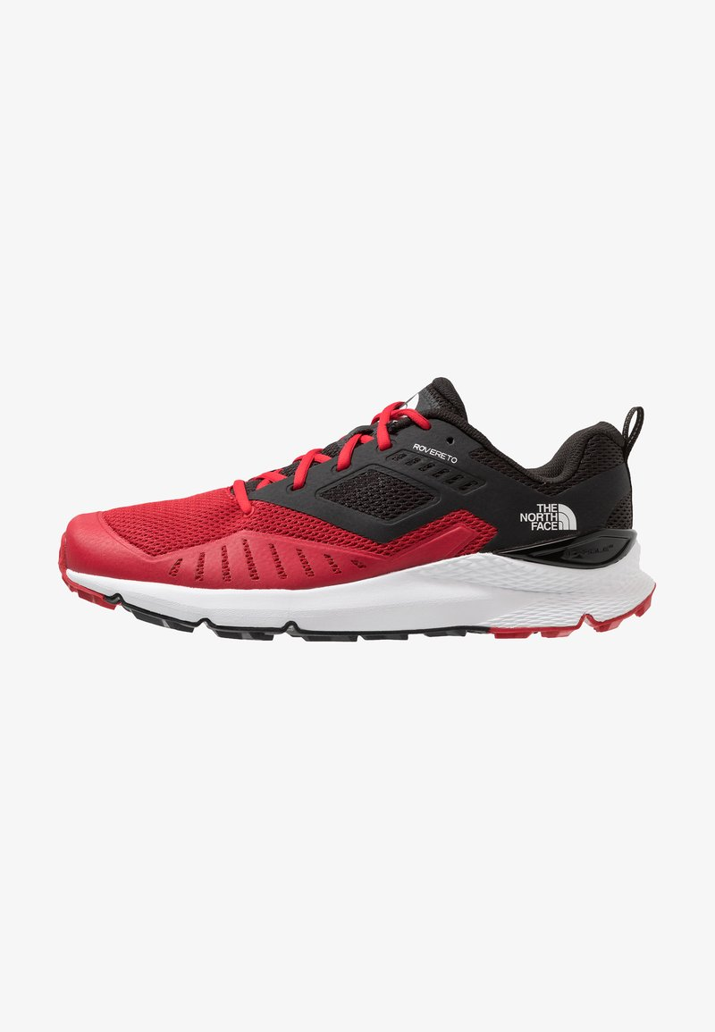 The North Face - ROVERETO - Løbesko trail - red/black
