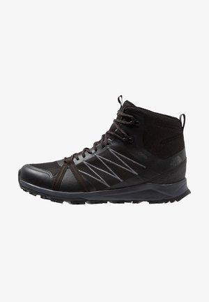 FP II MID GTX - Obuwie hikingowe - black/ebony