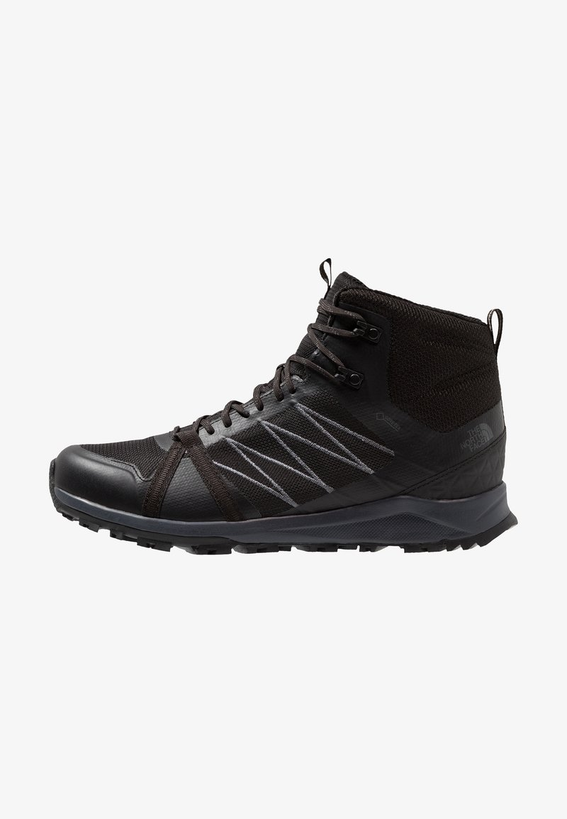 The North Face - FP II MID GTX - Vaelluskengät - black/ebony