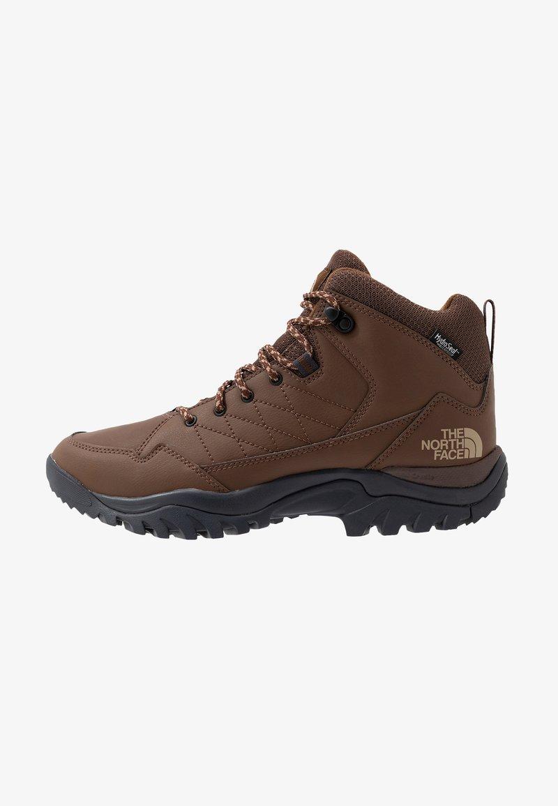 The North Face - STORM STRIKE II WP - Hikingschuh - carafe brown/ebony grey
