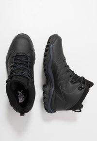 The North Face - STORM STRIKE II WP - Hikingschuh - black/ebony grey - 1