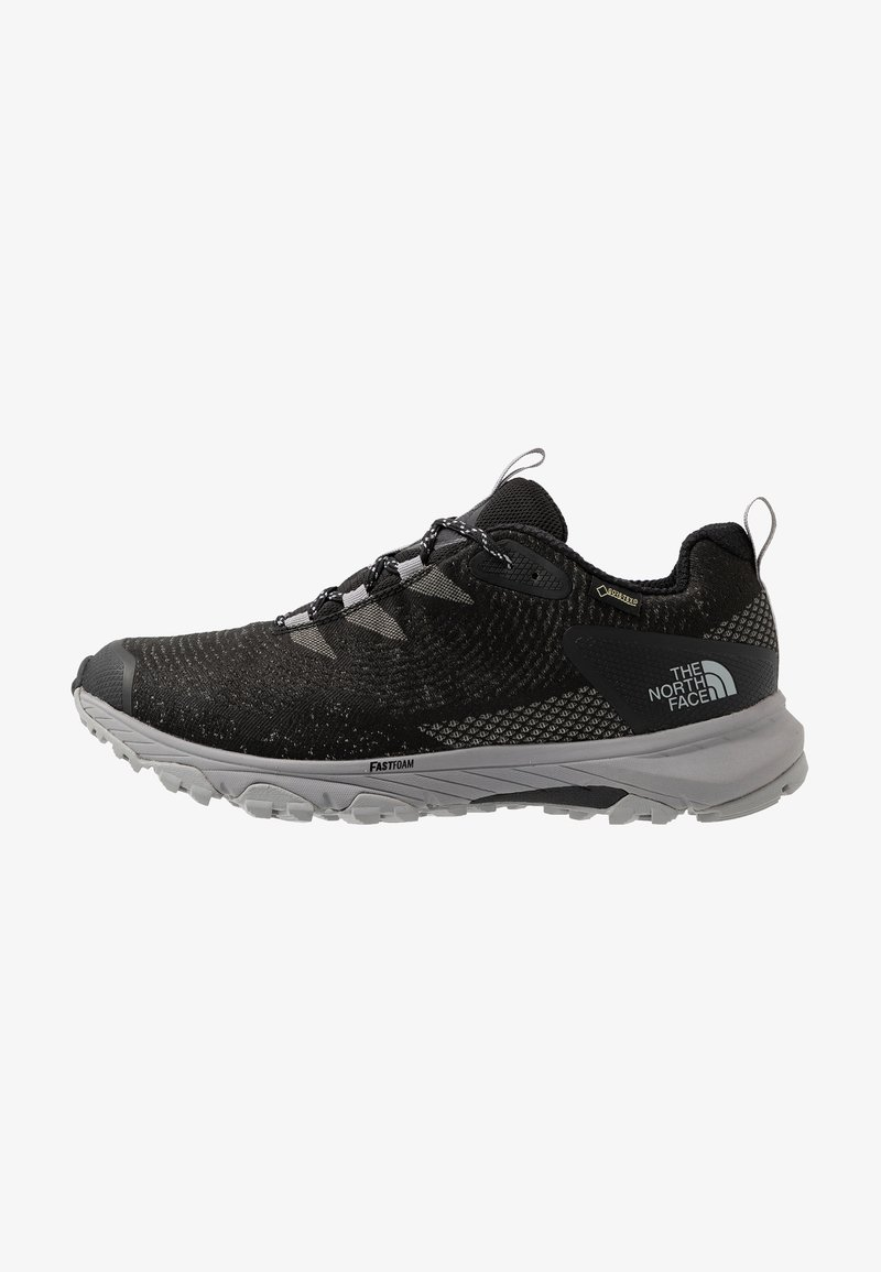 The North Face - ULTRA FASTPACK III GTX - Hikingschuh - black/meld grey