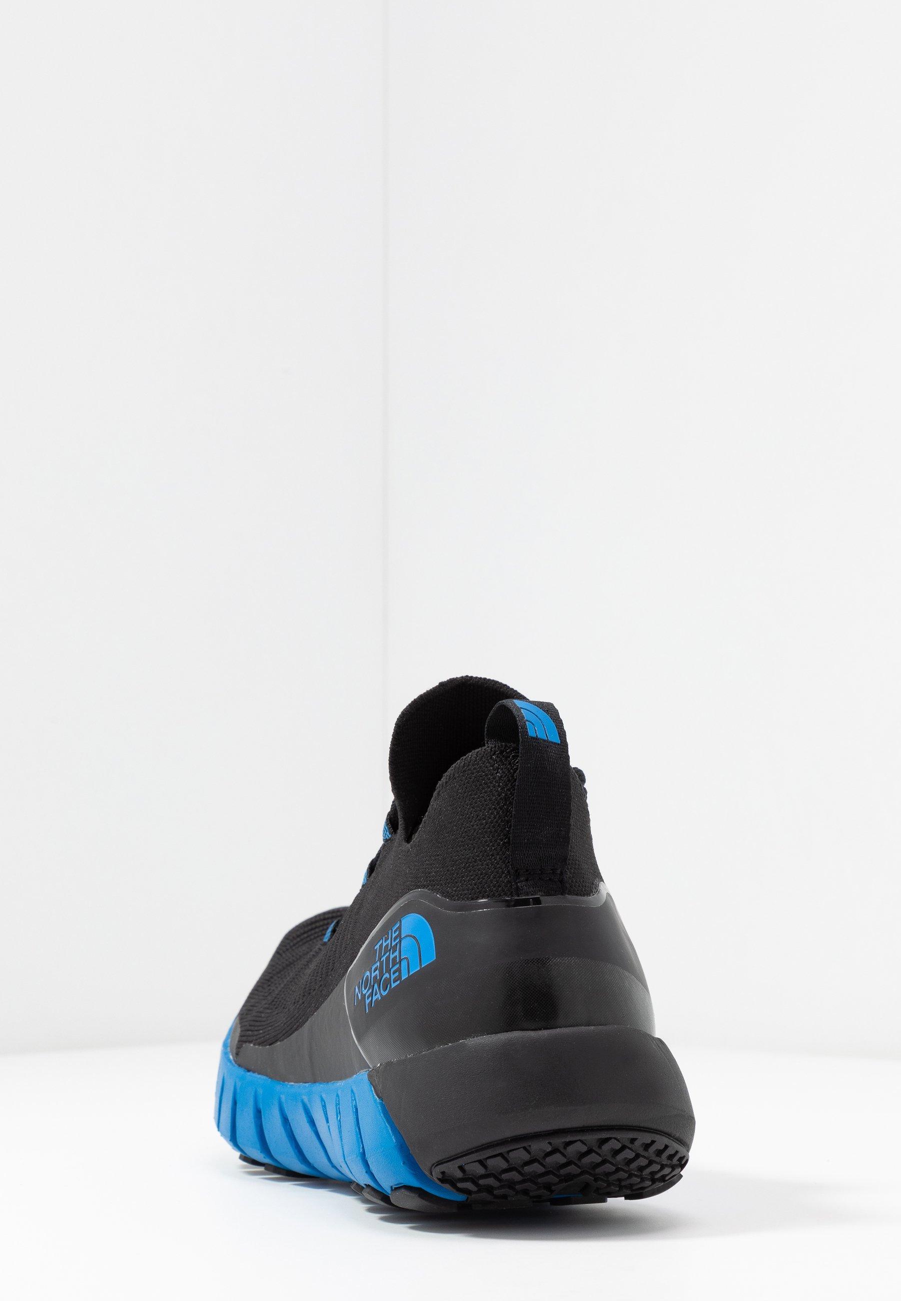 The North Face MEN'S OSCILATE - Sportieve wandelschoenen - new taupe green/black