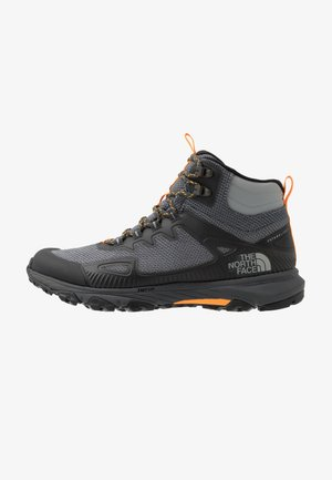 ULTRA FASTPACK IV MID FUTURELIGHT - Obuwie hikingowe - dark shadow grey/griffin grey