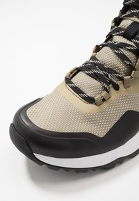 The North Face - Obuwie hikingowe - kelp tan/black - 5