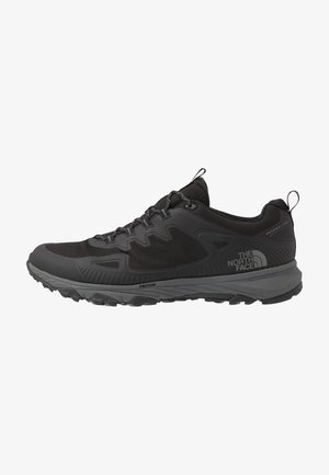 M ULTRA FASTPACK IV FUTURELIGHT - Hiking shoes - black/zinc grey