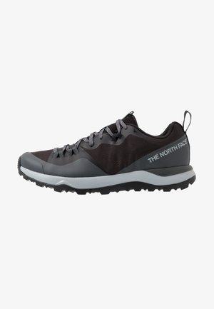 MEN'S ACTIVIST LITE - Vaelluskengät - black/dark shadow grey
