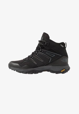 HEDGEHOG FASTPACK II MID WP - Obuwie hikingowe - black