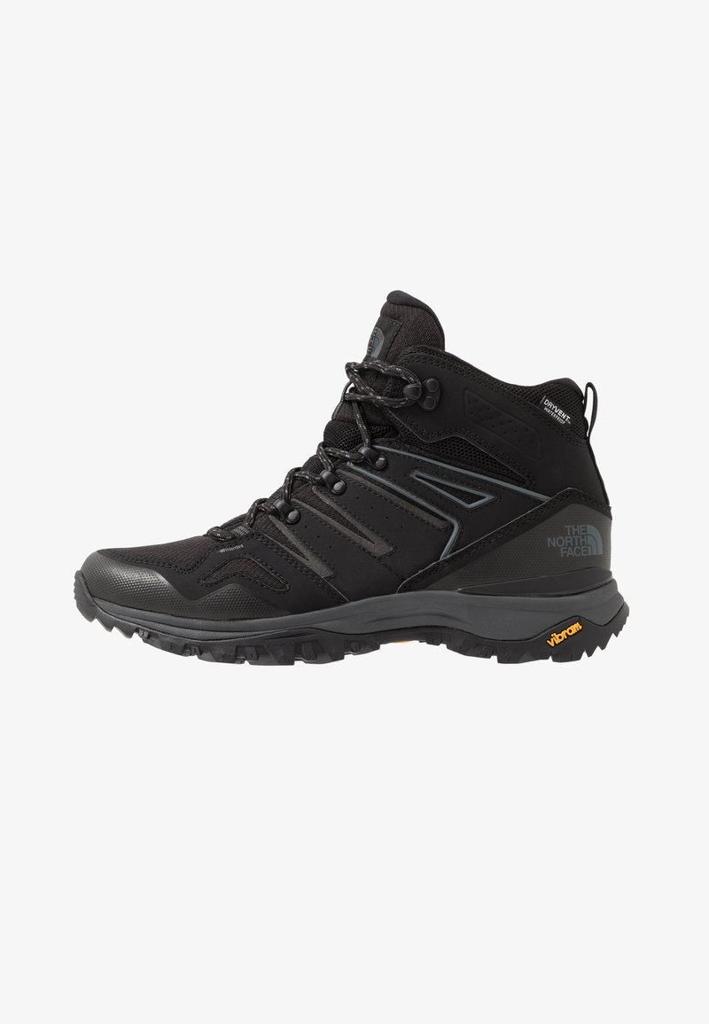 The North Face - Obuwie hikingowe - black