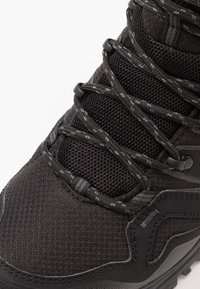 The North Face - Obuwie hikingowe - black - 5