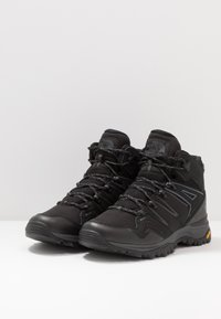 The North Face - Obuwie hikingowe - black - 2