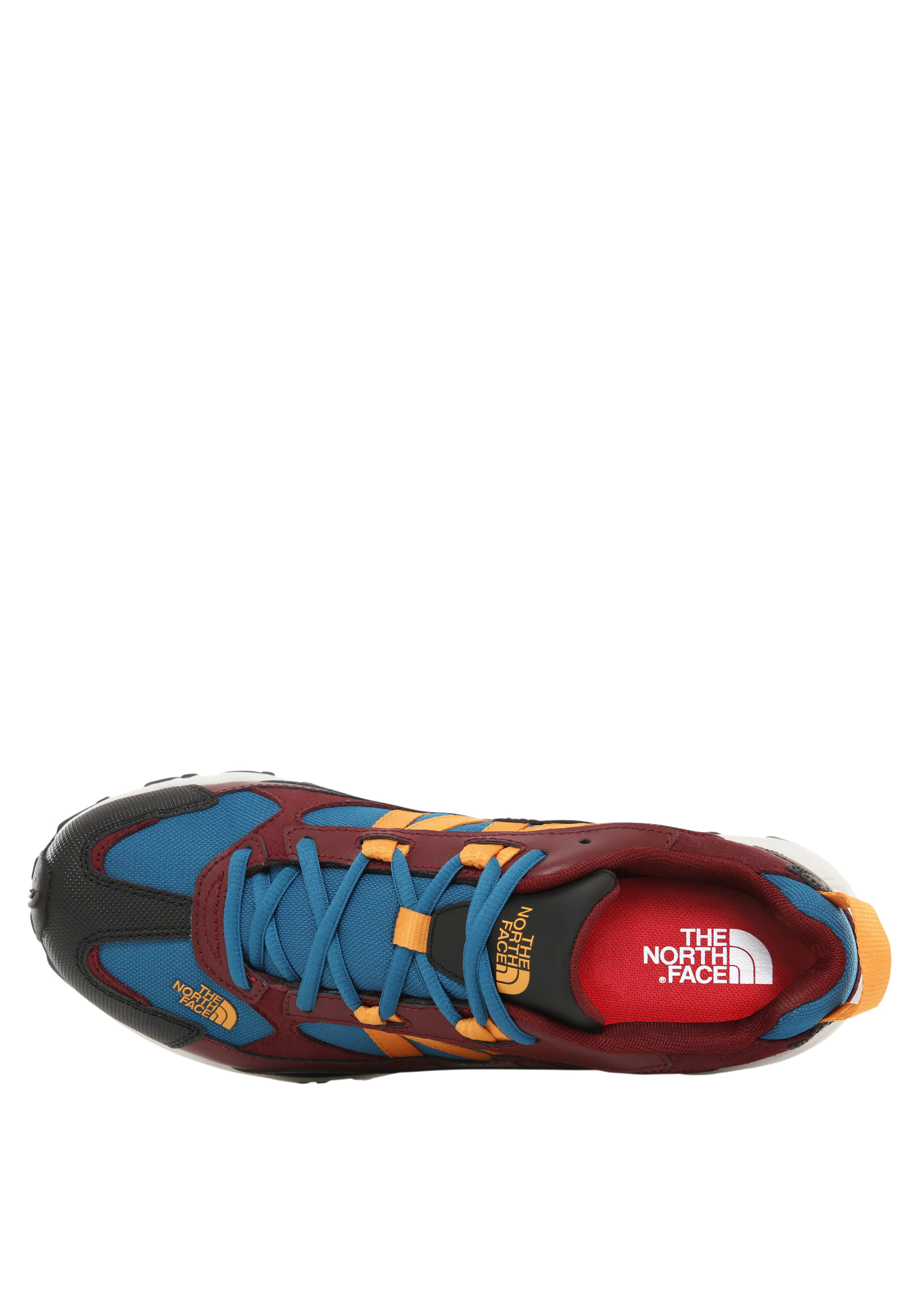 The North Face M ARV TRL KUNA CREST - Sneakers - barolord/tnfblk