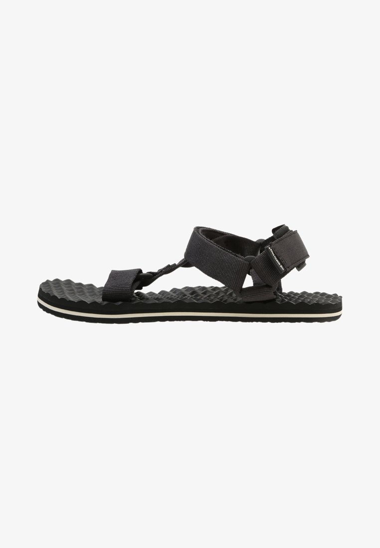 The North Face - BASE CAMP SWITCHBACK  - Walking sandals - black/white