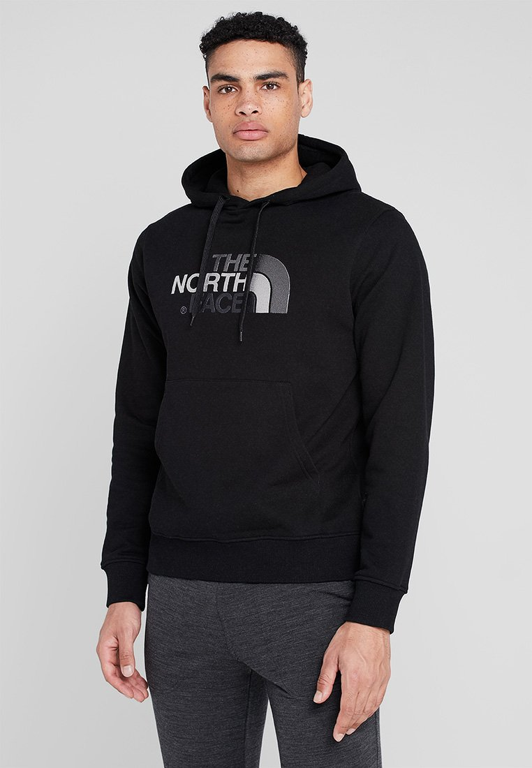 The North Face - DREW PEAK HOODIE - Hættetrøjer - black