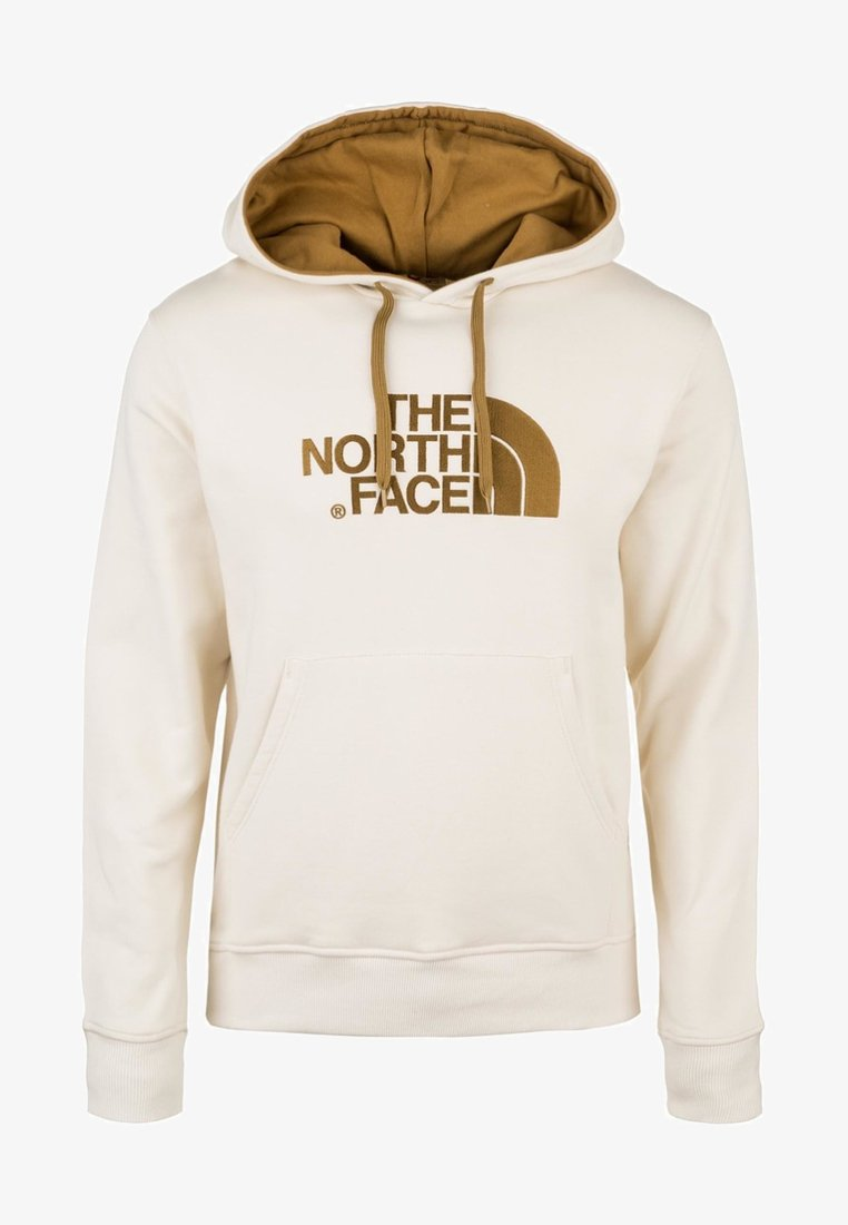 The North Face - MENS DREW PEAK HOODIE - Hoodie - vintage white/british khaki