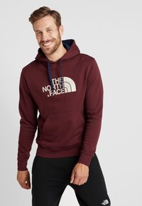 The North Face - MENS DREW PEAK HOODIE - Hoodie - deep garnet red - 0