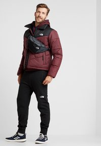 The North Face - MENS DREW PEAK HOODIE - Hoodie - deep garnet red - 1
