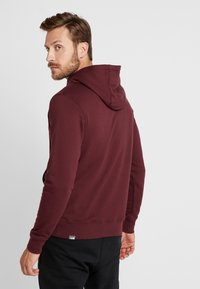 The North Face - MENS DREW PEAK HOODIE - Hoodie - deep garnet red - 2