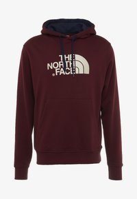 The North Face - MENS DREW PEAK HOODIE - Hoodie - deep garnet red - 4