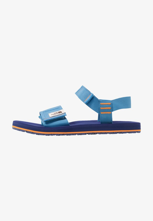 MEN'S SKEENA - Sandalias de senderismo - donner blue/bright navy
