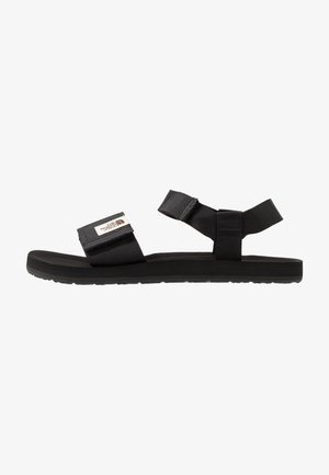 MEN'S SKEENA - Walking sandals - black