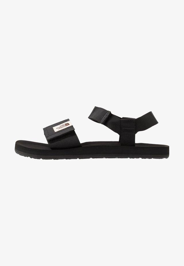 MEN'S SKEENA - Chodecké sandály - black