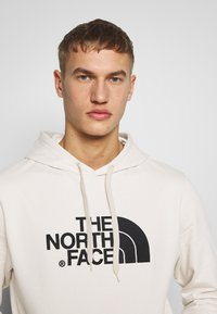 The North Face - MENS LIGHT DREW PEAK HOODIE - Bluza z kapturem - vintage white/black - 3