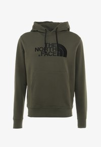 The North Face - MENS LIGHT DREW PEAK HOODIE - Bluza z kapturem - new taupe green - 5