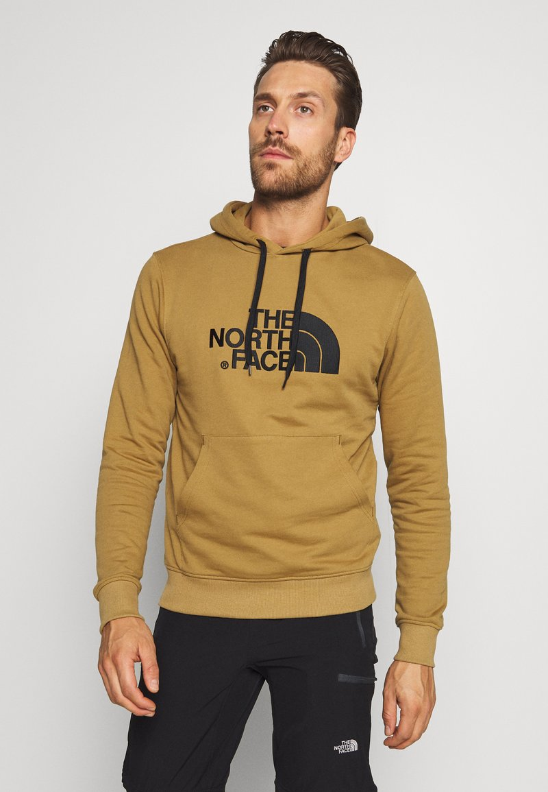 The North Face - MENS LIGHT DREW PEAK HOODIE - Bluza z kapturem - british khaki