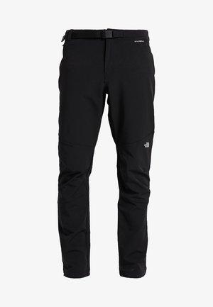 DIABLO - Outdoorové kalhoty - black