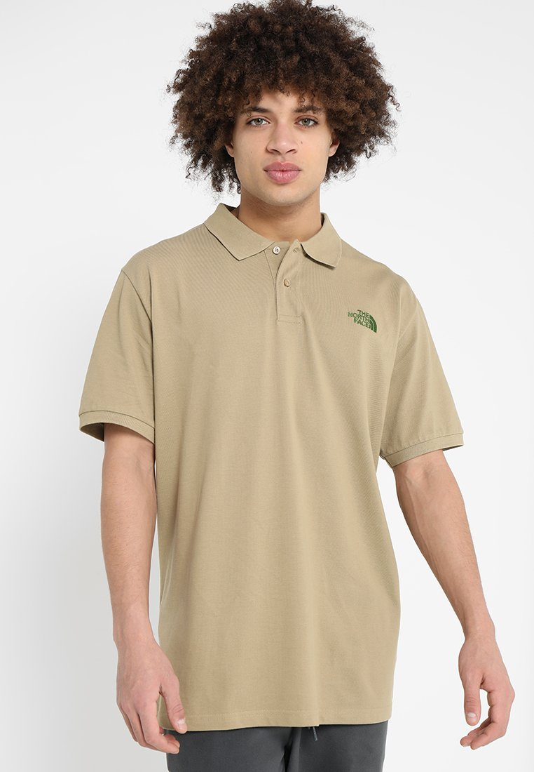The North Face - Poloshirt - beige