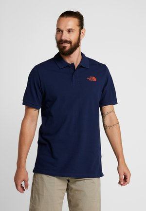 Koszulka polo - montague blue