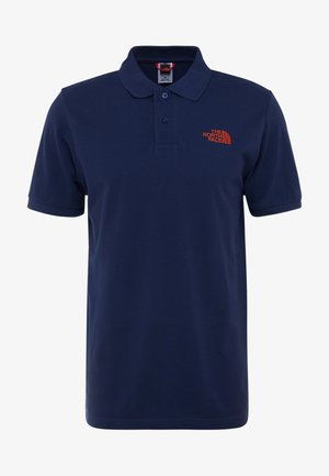 Polo shirt - montague blue