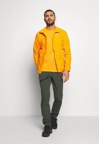 The North Face - MENS SIMPLE DOME TEE - Basic T-shirt - flame orange - 1