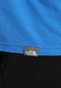 The North Face - MENS SIMPLE DOME TEE - Basic T-shirt - bomber blue - 7