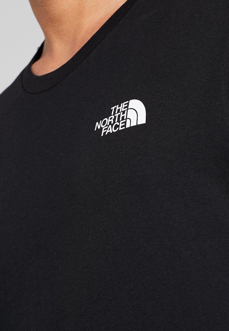 MENS SIMPLE DOME TEE - T-shirt basic - black