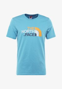 The North Face - MEN'S EASY TEE - T-Shirt print - storm blue - 5