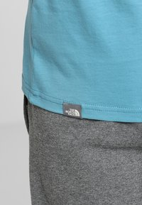 The North Face - MEN'S EASY TEE - T-Shirt print - storm blue - 6