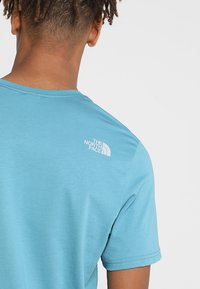The North Face - MEN'S EASY TEE - T-Shirt print - storm blue - 4