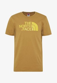 The North Face - MEN'S EASY TEE - T-Shirt print - british khaki - 4